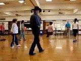 Dancing Hearts Waltz Line Dance Walkthrough
