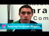 Jason Smyth - My first blog, Paralympics 2012