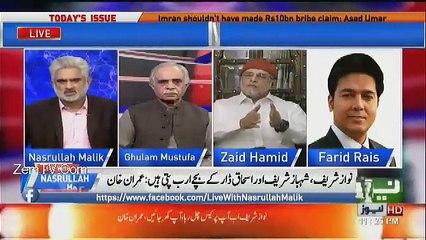 Imran Khan Ko Qatal Karwa Sakte Hai.. Zaid Hamid