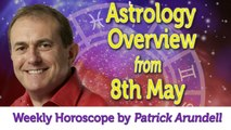 Astrology Overview from WC 8th May 2017