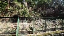 JR東日本 特急踊り子101号 (185系運行) 超広角車窓 進行左側 東京~伊豆急下田 part 3/4