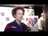 """Josh Sussman Interview at """"She Loves Me Not"""" World Premiere ARRIVALS - Glee Actor"""