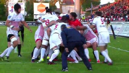 J29 Résumé Biarritz Olympique - Stade Aurillacois - PRO D2 - Saison 2016-2017