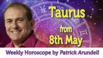 Taurus Weekly Horoscope from 8th May 2017
