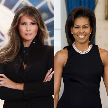 First 100 days as first lady [Mic Archives]