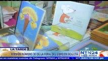 """""""La feria contará con aproximadamente 500 expositores nacionales e internacionales"""": Andrés González, jefe de proyecto de la Feria Internacional del Libro, a NTN24"""