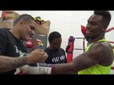 Rios Wants Jermell Charlo To Fight GGG - Charlo Says No Problem EsNews Boxing