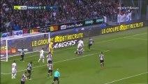 But Valbuena Angers 0-1 Lyon - 28.04.2017