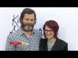"""Megan Mullally and Nick Offerman """"The Kings of Summer"""" Los Angeles Premiere ARRIVALS"""