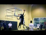 """Gary """"G"""" Smith One of The Best In-Game Dunkers In The World; Crazy Poster Dunks; Get Out The Way!"""