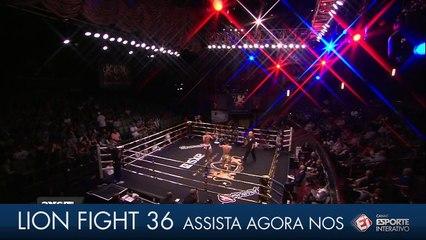 Lyon Fight 36 - Eddie Abasolo vence por nocaute PJ Sweda