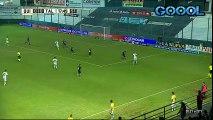 Quilmes 1 - 0 Talleres de Cordoba,Gol de Matías Orihuela Fecha 22 Futbol Argentino