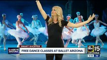 Freebie Friday: Free dance classes, local events