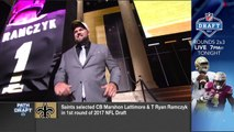 1st Round Winners in the 2017 NFL Draft _ Path to the Draft _ NFL Network