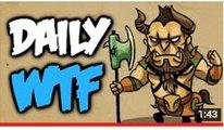 Dota 2 Daily WTF - Teammates
