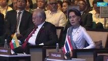 Duterte foregrounds drug war at ASEAN meeting
