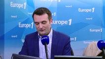"""Florian Philippot : """"Je me réjouis du soutien de Nicolas Dupont-Aignan"""""""