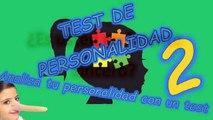 TEST DE PERSONALIDAD. ES USTED REALMENTE SINCERO%3F Tu personalidad con un test rapido