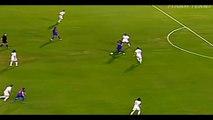 Les gestes techniques de Ronaldinho face aux légendes du Real Madrid