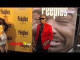 B.o.B. PEEPLES Premiere Black Carpet ARRIVALS @bobatl