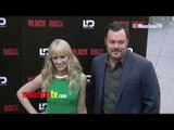 "Beth Behrs ""Black Rock"" Special LA Screening ARRIVALS @BethBehrs"