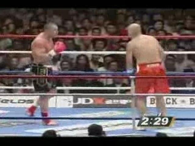 Jerome Le Banner vs Yong Soo Park