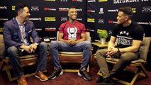 The GLORY Kickboxing Podcast: Episode 12 (Simon Marcus)