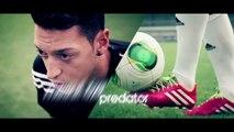 Mesut Özil Samba Predator LZ WM 2014 Fußballschuhe - Adidas Videos