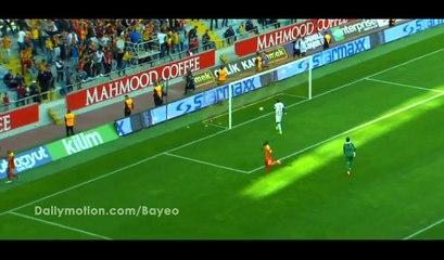 Welliton Goal HD - Kayserispor 2-0 Alanyaspor - 29.04.2017