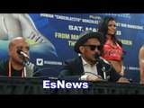 Danny Jacobs Why He Pumped His Chest In End of 11th to send message to ggg EsNews Boxing