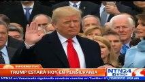 Donald Trump cumple 100 días en la Casa Blanca con el índice de popularidad más bajo de los últimos 70 años