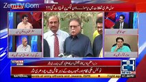 Mubashir Luqman Analysis  On DG ISPR Tweet