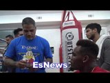 Jermell Charlo How Do You Beat Canelo - EsNews Boxing