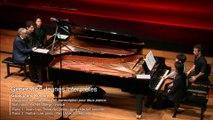 Gioacchino Rossini   Ouverture de Guillaume Tell, transcription pour deux pianos huit mains, extrait   Allegro vivace pour 8 mains