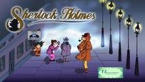 Ces dessins animés-là dont personne ne se souvient sauf moi - Single 14 - Sherlock Holmes