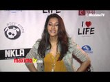 "Janina Gavankar ""No Kill LA"" Charity Event Red Carpet ARRIVALS #TrueBlood #Arrow"