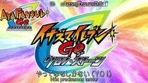 Inazuma Eleven Go Chrono Stone episodio 04 Legendado