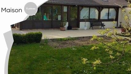 A vendre - Maison/villa - Amilly (45200) - 5 pièces - 100m²