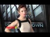 """Zoe Lister-Jones """"Dead Man Down"""" Premiere Red Carpet ARRIVALS"""