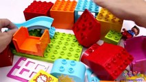 Building Blocks Toys for Children Lego Playhouse Kids Day Creative Fun-sjj24hce