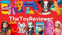 YUBI'S Captain America - Civil War Finger Puppets Blind Bags Unboxing Toy Review by TheToyReviewer-470