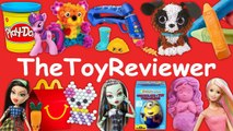 YUBI'S Captain America - Civil War Finger Puppets Blind Bags Unboxing Toy Review by TheToyReviewer-470abj7