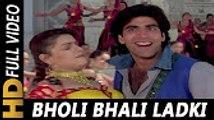 Bholi Bhali Ladki _ Kumar Sanu, Alka Yagnik _ Sabse Bada Khiladi 1995 _ Akshay Kumar