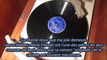 Dinu Lipatti - J.S.Bach-Myra Hess : Jesus que ma joie demeure (BWV 147) - 78t Je disque je veux