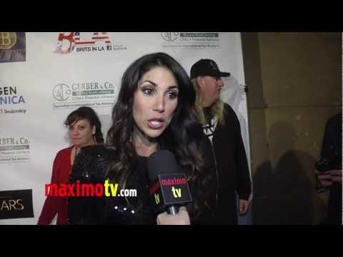 Leilani Dowding on TOUGH LOVE Experience - TOSCARS 2013