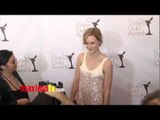 Kerry Bishe 2013 Writers Guild Awards Red Carpet ARRIVALS