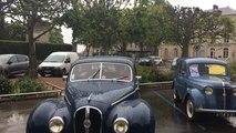 40e anniversaire de l'association normande des véhicules d'époque