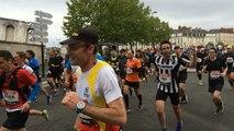 16 000 coureurs à pied sur l'asphalte nantais