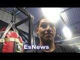 Spence vs Thurman & Spence vs Kell Brook - mikey garcia & Josesito Lopez Break It Down EsNews Boxing