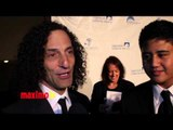 """Kenny G Interview at Pacific Symphony's """"Valentine's Day with Kenny G"""" Event"""